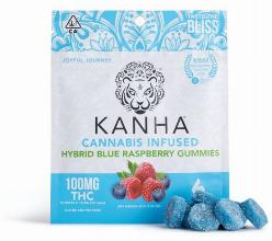 Blue Raspberry Hybrid - 100MG, Kanha