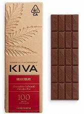 Milk Chocolate Bar - 100mg, KIVA