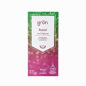 Watermelon Gummies, gron